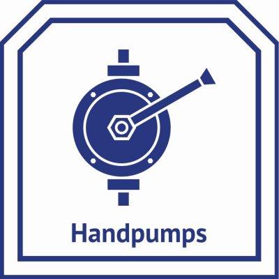 hand wing pump