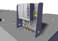 Storage tank double-walled, 25000 L, diesel, heating oil, bio-diesel