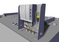 Storage tank double-walled, 3000 L, diesel, heating oil, bio-diesel