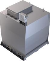 Storage tank double-walled (7.000 ltr.) diesel/heating...
