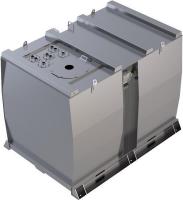 Lagertank doppelwandig (10.000 ltr.) Harnstoff Variante C