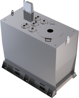 Lagertank doppelwandig (2.500 ltr.) Diesel/Heizöl...