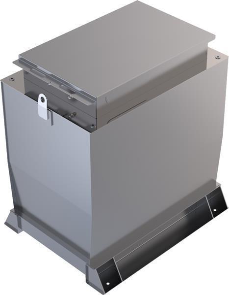 Lagertank doppelwandig (1.500 ltr.) Benzin Variante A