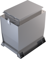 Lagertank doppelwandig (1.500 ltr.) Schmieröl...