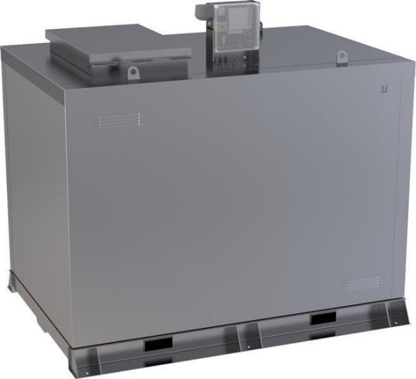 Lagertank doppelwandig (10.000 ltr.) Schmieröl Variante B