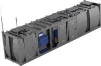 KCM-404-D/HEL/EX/UR Fuel station container diesel/heating...