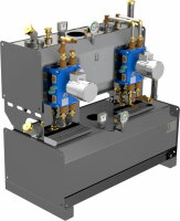 Ölversorgungsanlage-Komplettsystem IDEAL III