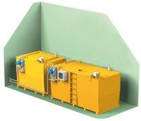 Ölversorgungsanlage-Komplettsystem MAXIMAL II