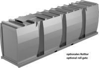 Tankstellencontainer doppelwandig, 30000 L, Diesel