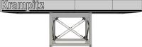 Dachmodul für 10ft Rahmen